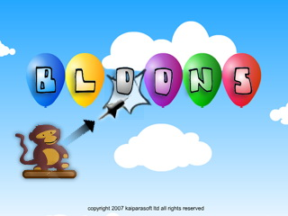 Play Online - Bloons