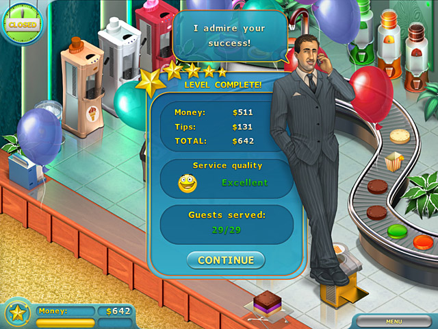 Cake Shop  Game Online Play