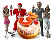 Free Game Download Cake Shop 3