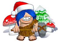Free Game Download Carl the Caveman Christmas Adventures