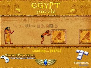 egypt puzzle