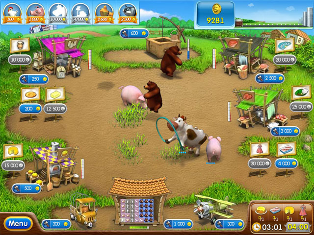 farm frenzy2
