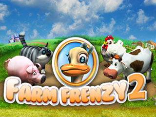 Play Online - Farm Frenzy 2