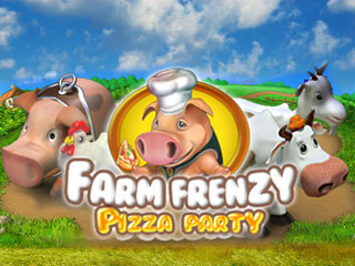 Play Online - Farm Frenzy - Pizza Party!