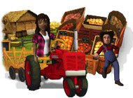 Free Game Download Farmers Market