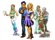 Free Game Download Fix-it-up Eighties: Meet Kate's Parents