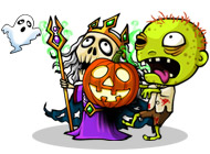 Free Game Download Gizmos: Spooky Adventures