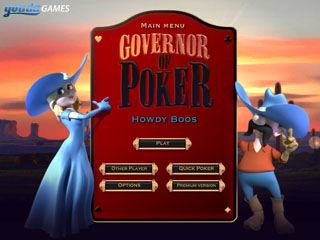 Play Online - Governor of Poker