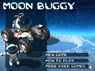 Play Online - Moon Buggy