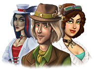 Free Game Download Snark Busters: High Society