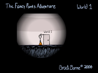 Play Online - The Fancy Pants Adventure
