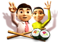 Play Online - Youda Sushi Chef